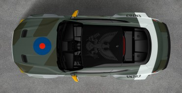 Ford Teases One-Off Eagle Squadron Mustang GT Ahead of EAA AirVenture Oshkosh