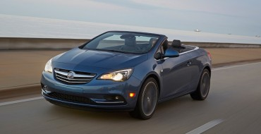Wave Goodbye to the Buick Cascada Convertible