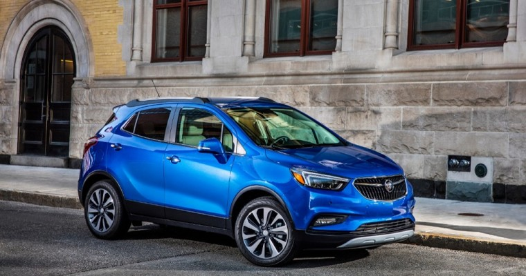 Save Up to 20 Percent on a 2019 Buick Encore in September