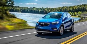 NHTSA Gives 5-Star Overall Safety Ratings to Trio of 2020 Buick SUVs