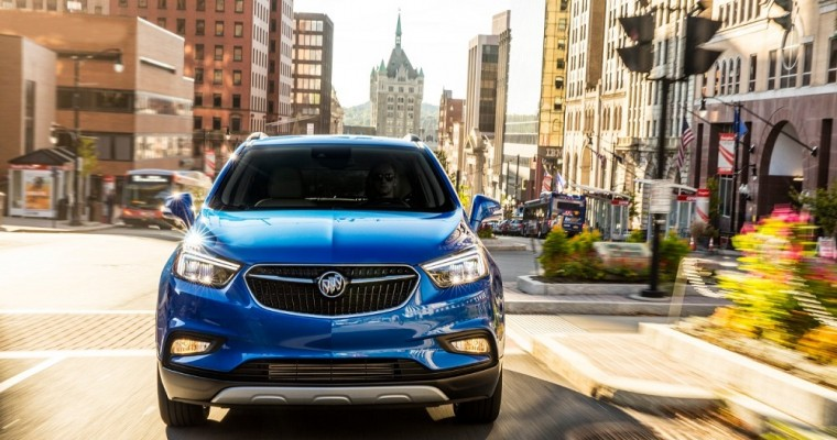 2019 Buick Encore Overview