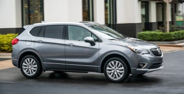 Crossovers Boost Second Quarter Sales for Buick