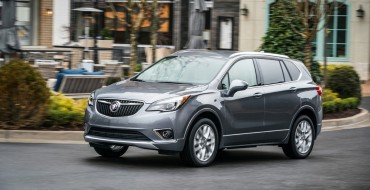 Score a Deal on the 2019 Buick Envision