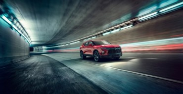 Here Are the Pricing Levels for the 2019 Chevy Blazer Lineup