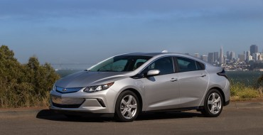 New System Will Allow 2019 Chevrolet Volt to Charge Twice as Fast
