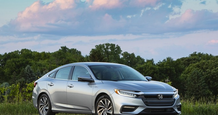 Honda Announces 2019 Insight Pricing and 55 MPG