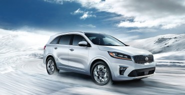 2019 Kia Sorento Named to US News' List of 25 Cars with the Best Safety Features
