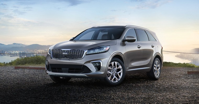 2019 Kia Sorento Climbs to New Heights in Recent Marketing Campaign