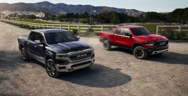 Ram Truck Sales Continue to Rise in April