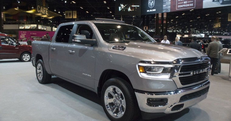 2019 Ram 1500 Earns Truck of the Year Title from Rocky Mountain Automotive Press Association