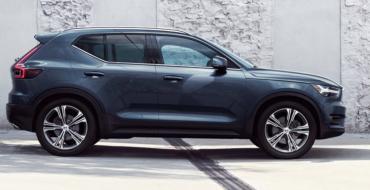 2019 Volvo XC40 Overview