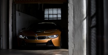BMW Announces the New BMW i4 Electric Vehicle