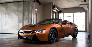 2019 BMW i8 Overview