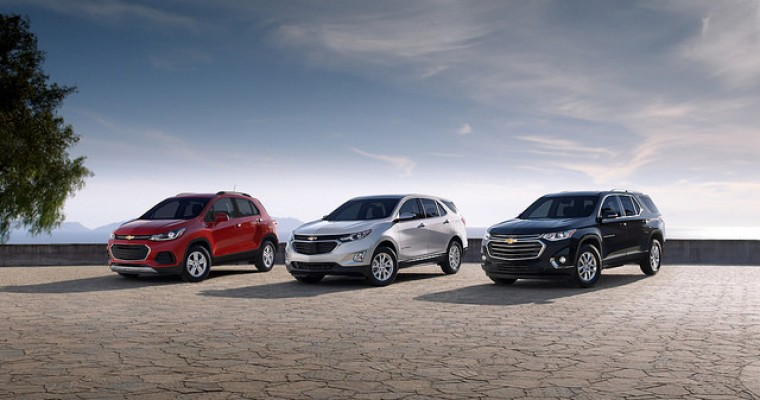 What are the Differences Between the 2018 Chevrolet Trax, Equinox, and Traverse?