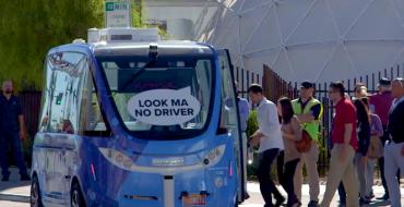 AAA is Giving Away First Autonomous Vehicle Wedding