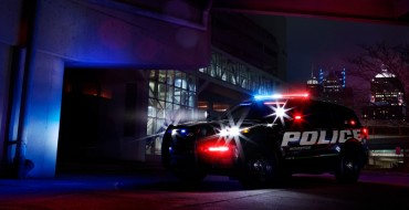 2020 Ford Police Interceptor Utility is America's Fastest Police Vehicle