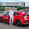 Honda Civic Type R Sets World Record at Spa-Francorchamps