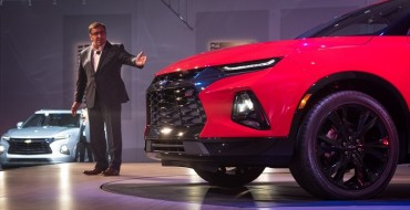 Production of the Chevrolet Blazer Is Officially Underway