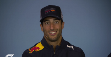 Ricciardo Has Decided: He Stays at Red Bull