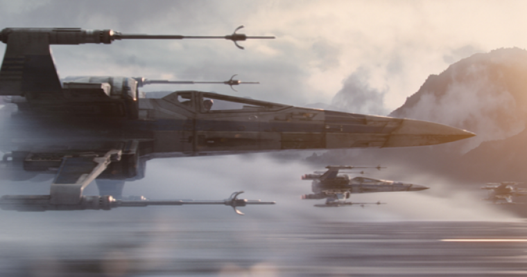"""The Vehicles of """"Star Wars"""" Are Aerodynamic Disasters"""