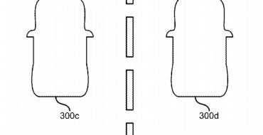 Ford Looks to Help Lane-Splitting Motorcyclists With New Safety Patent
