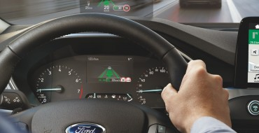 New Ford Focus' Head-Up Display Draws From Fighter Jet Tech