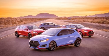 2019 Hyundai Veloster Overview