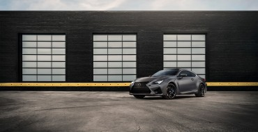 Lexus Reveals Pair of Special Models for F Performance 10th Anniversary