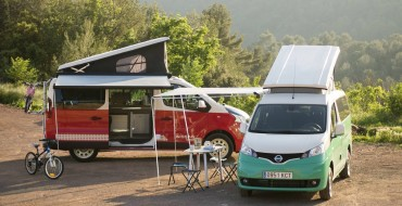 Nissan Needs To Bring Its Camping Vans to America
