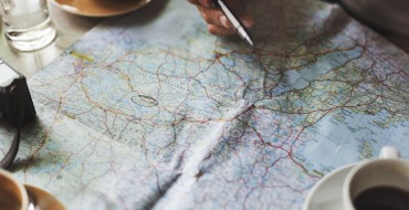 Road Trip 101: Where to Buy Paper Maps