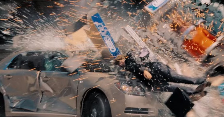Do Filmmakers Crash Real, Expensive Cars in Movie Stunts?