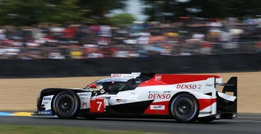 Toyota Claims Overall Pole for 24 Hours of Le Mans