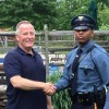 A New Jersey State Trooper Coincidentally Pulled Over the Man Who Delivered Him as a Baby