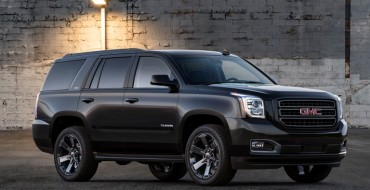 GMC Reveals New Graphite Editions for the GMC Yukon