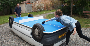 Artist Benedetto Bufalino Turns Cars into Things and Things into Cars… Sort Of