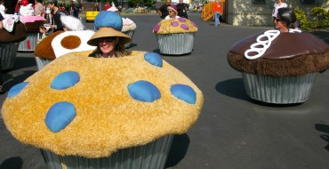 Tasty Transportation: Motorized Muffins and Cupcake Cars