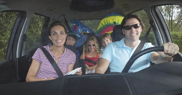 7 Tips to Have a Stress-Free Family Road Trip