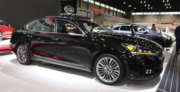 Tall Drivers Will Have Plenty of Room in 2018 Kia Cadenza Says US News & World Report