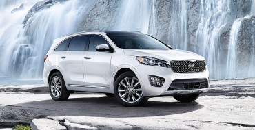 2018 Kia Sorento Earns Praise for its Reliability