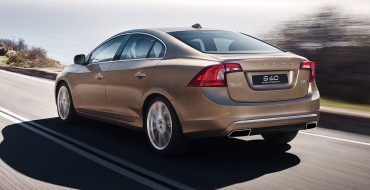 New Volvo S60 Will Be First Volvo Car Manufactured in US
