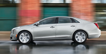 2019 Cadillac XTS Overview