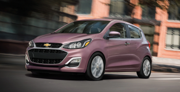 2020 Chevrolet Spark Overview