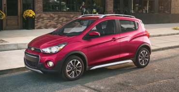 U.S. News Names Chevy Spark One of the Best Cars Under $16K