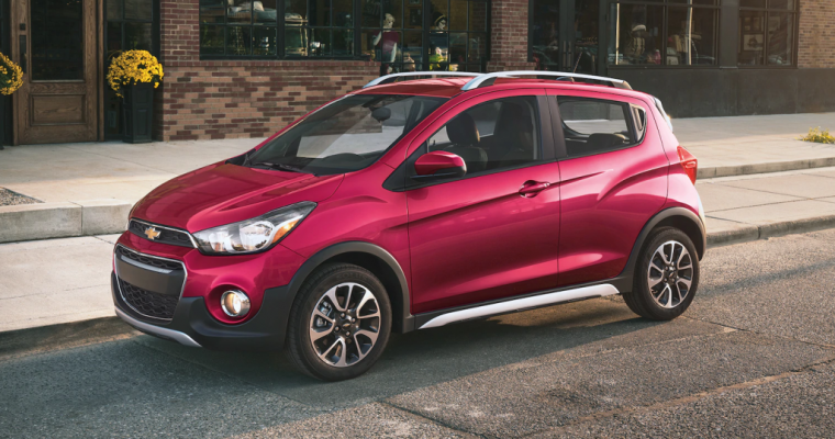 Special Edition of 2020 Chevy Spark Revealed