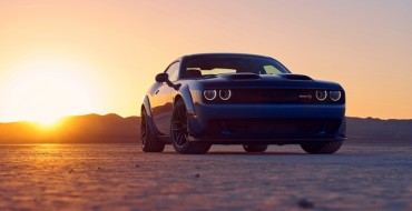 2019 Dodge Charger SRT Hellcat Named to US News' Fastest Sedans List