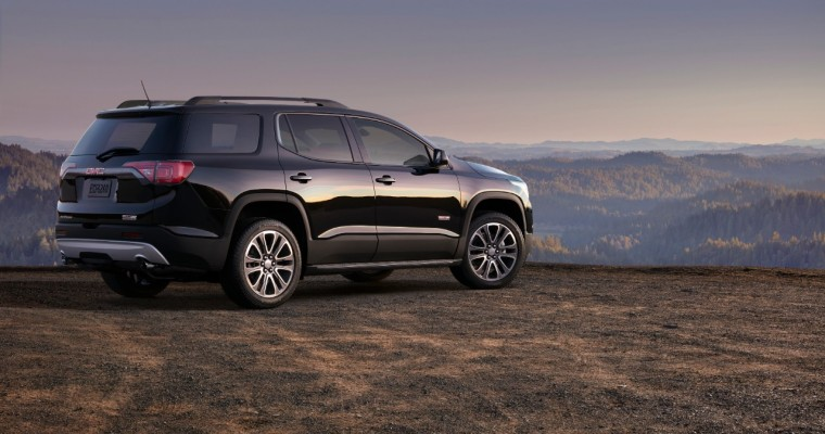 GMC Offers Acadia Discount for March
