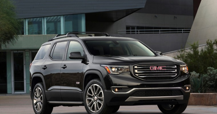 The 2020 GMC Terrain Gets the Denali Premium Package