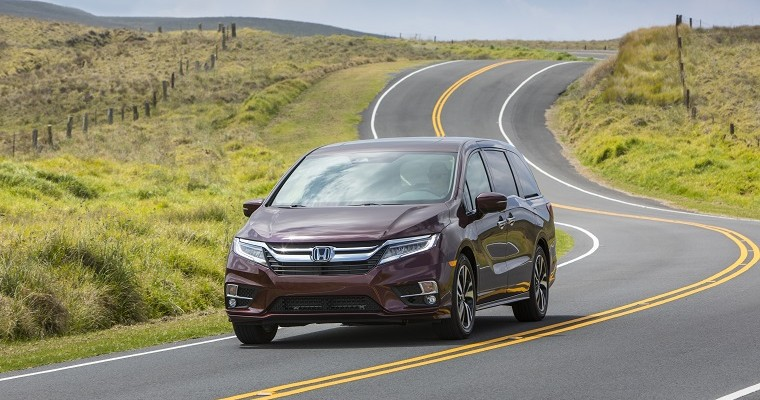 2019 Honda Odyssey Overview