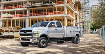 Pricing Begins at $48,465 for 2019 Chevrolet Silverado 4500HD Chassis Cab Truck