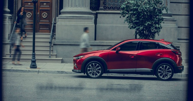 Here's Why There's Only One Trim Level on the 2020 Mazda CX-3